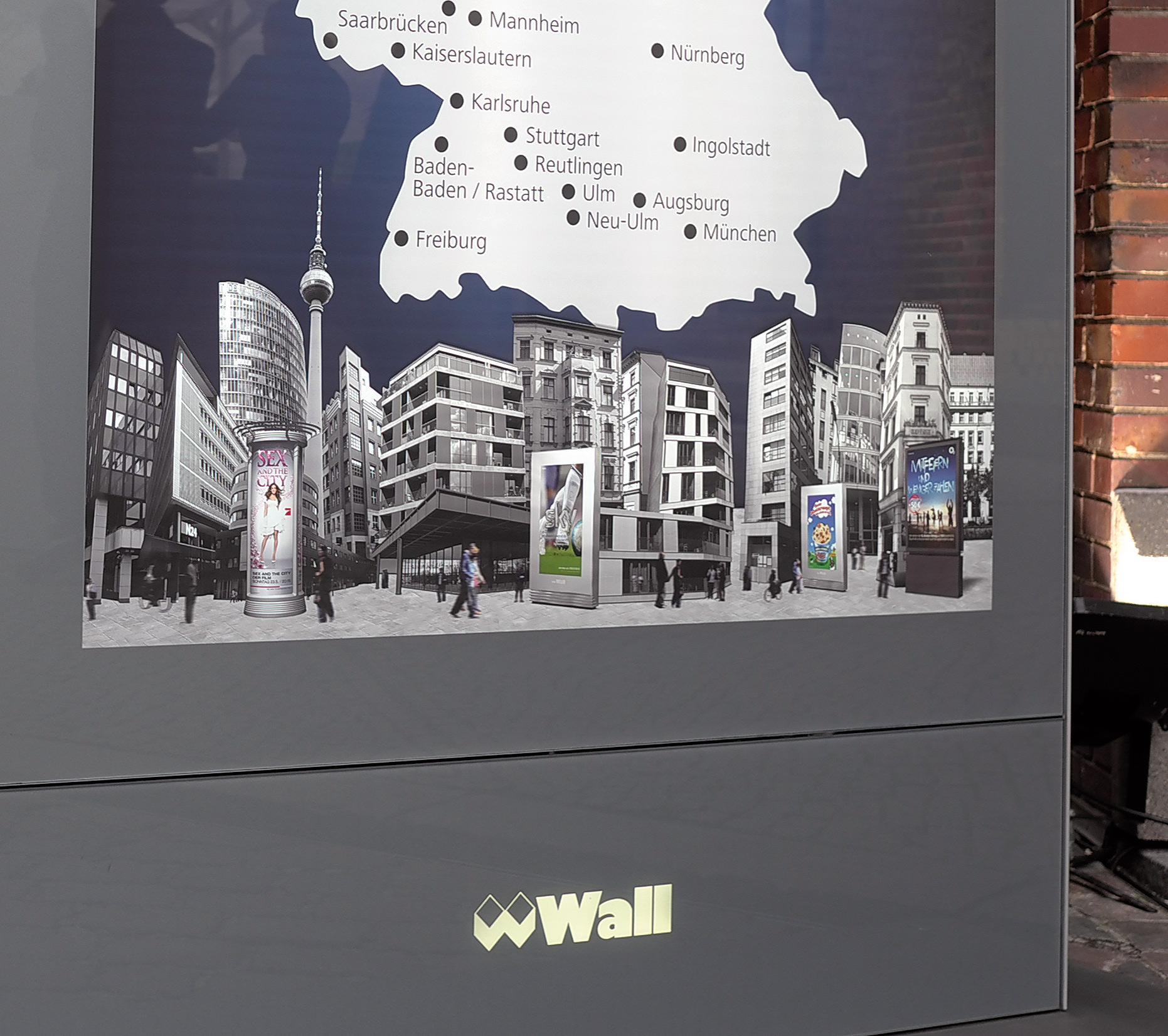 Wall-Display